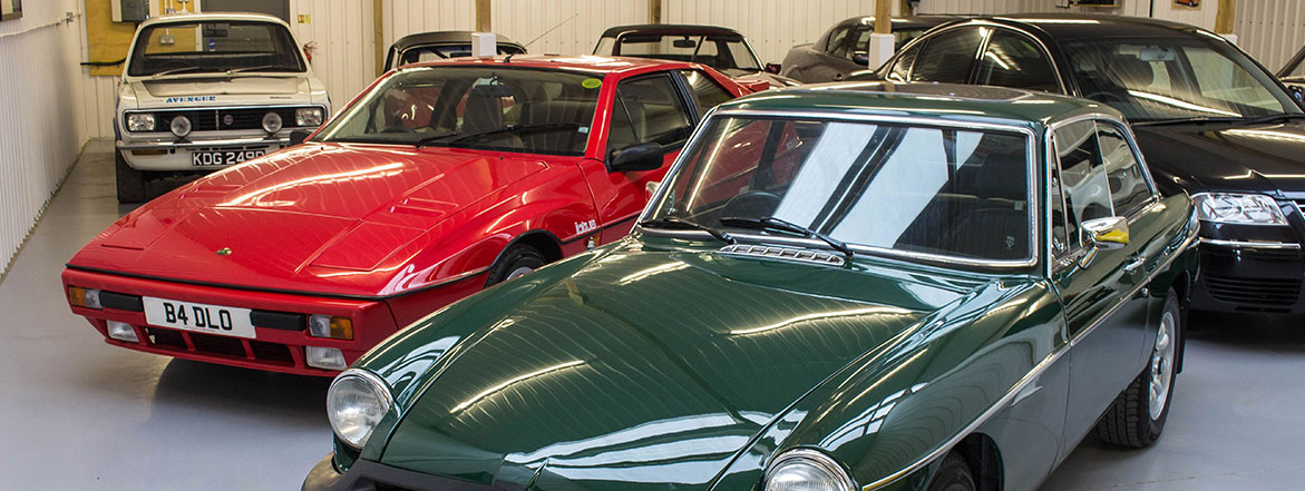 Classic Car Storage with Nutts Performance Classics