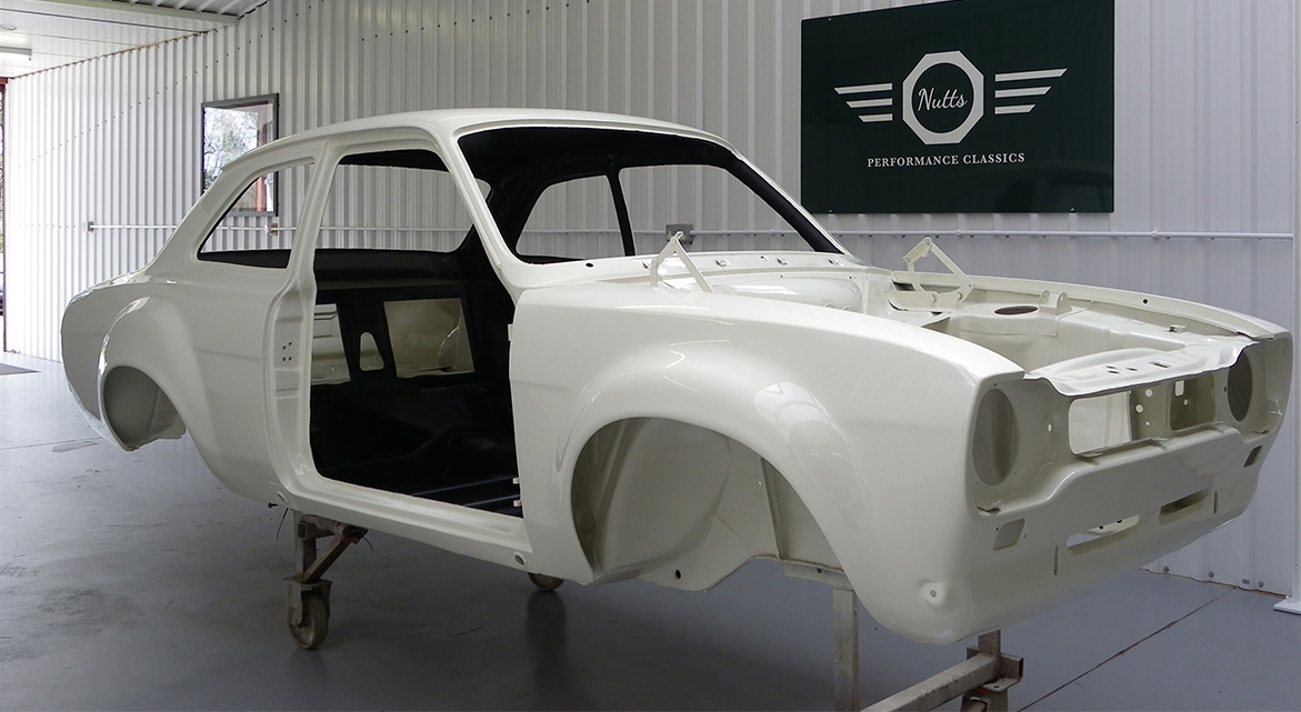 1970 MK 1 ESCORT