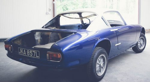 1973 Lotus Elan Project For Sale // Nutts Performance Classics