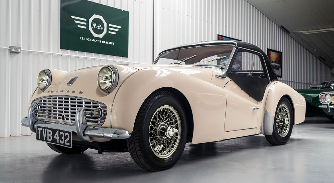 Triumph TR3 A