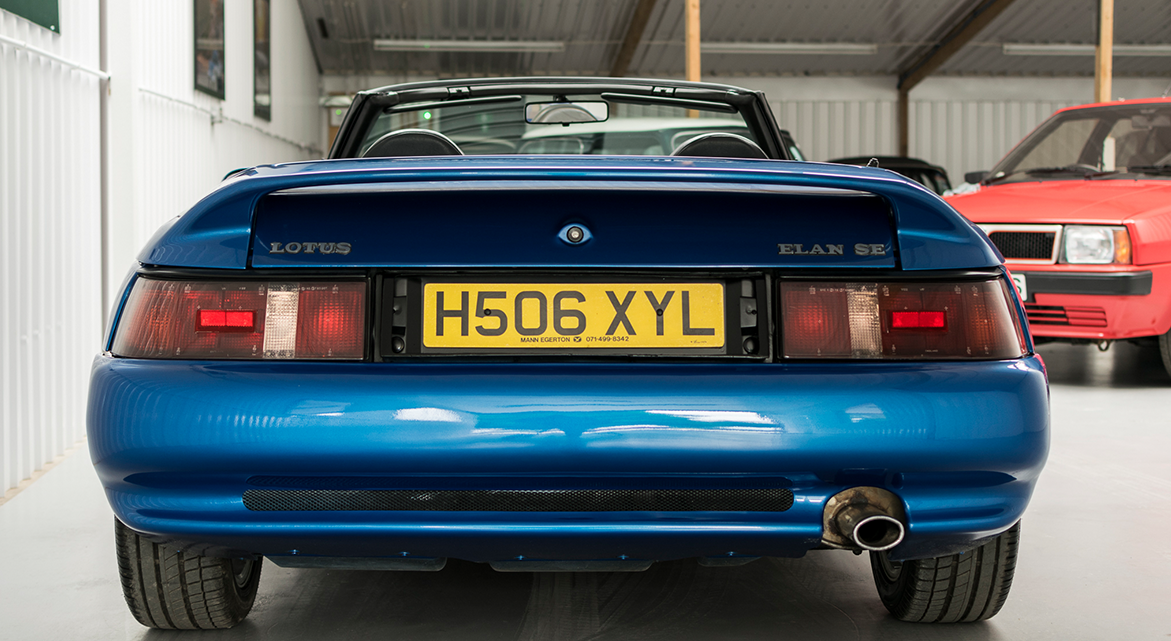 Lotus Elan M100 - Nutts Performance Classics