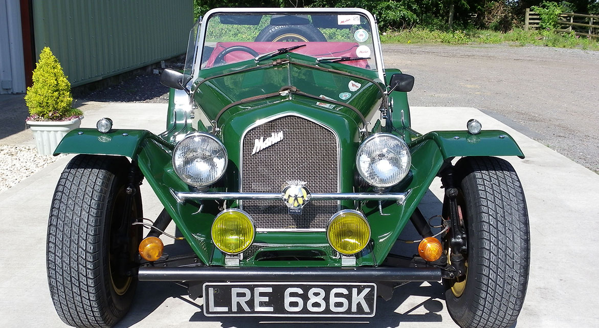 Marlin Roadster Kit Car For Sale Nutts Performance Classics