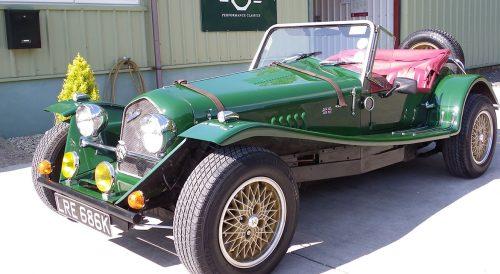 Historic Marlin Roadster Kit car.