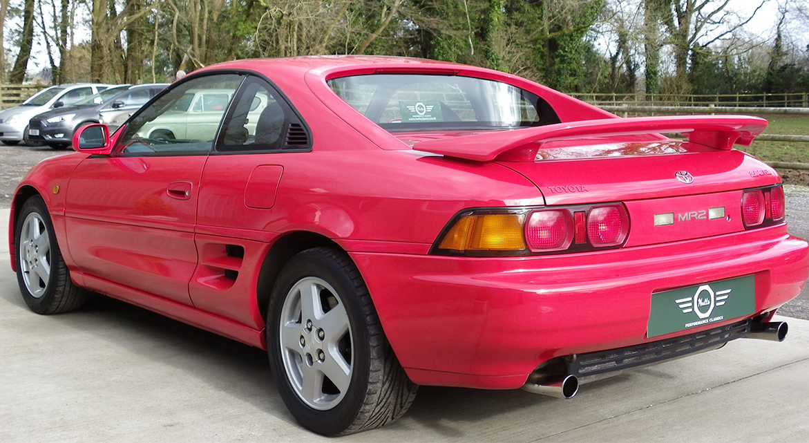 1997 Toyota MR-2 GT