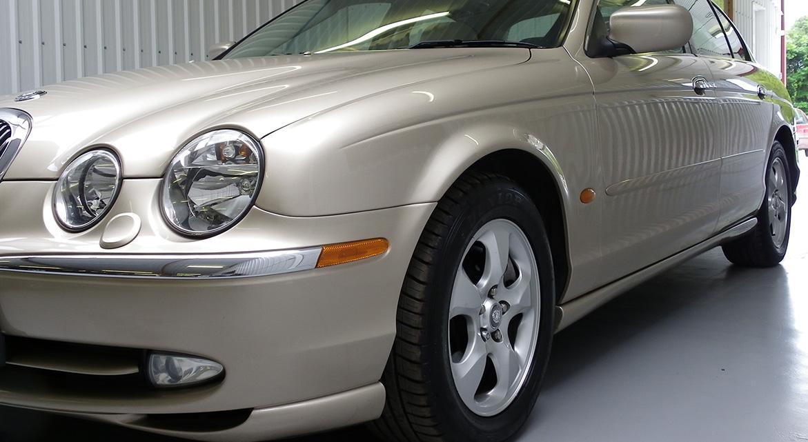 S-Type 3.0 V6 SE Auto