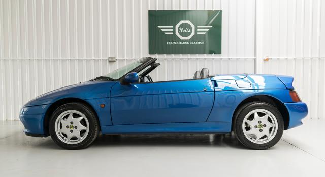 Lotus Elan M100 - Nutts Performance Classics