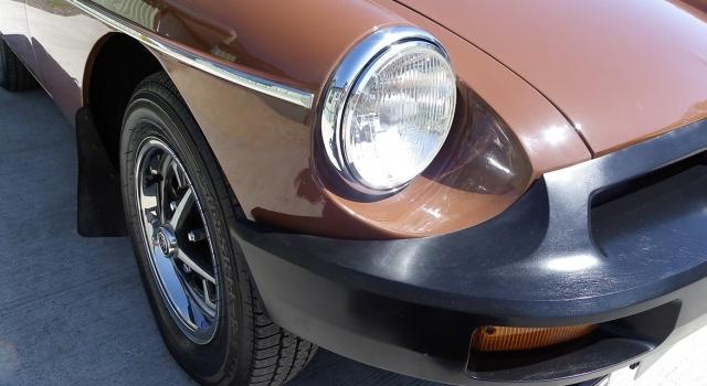 1981 MG B Roadster