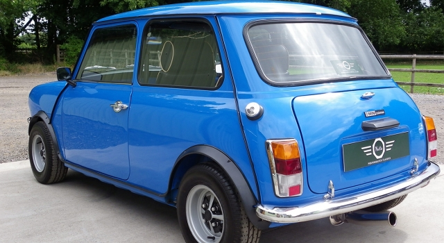 Sleeper Mini Clubman