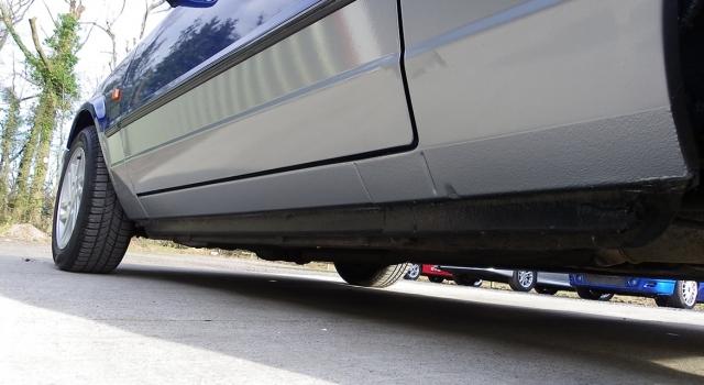 Ford MK4 XR3i Convertible